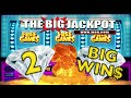 Фрагмент с начала видео 💎 2 BIG WIN$ 💎 DOUBLE DIAMOND PAYS BACK 2 BACK! with The Big Jackpot
