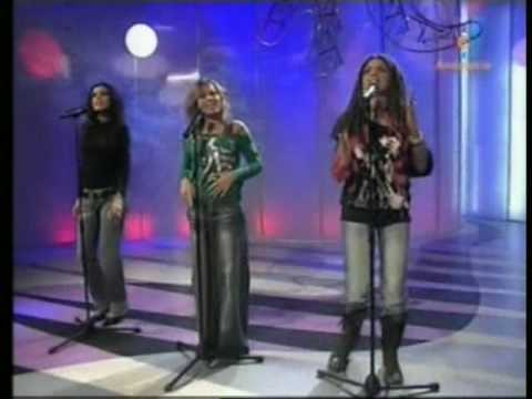 Cancion espanola : Las Niñas - Savia negra