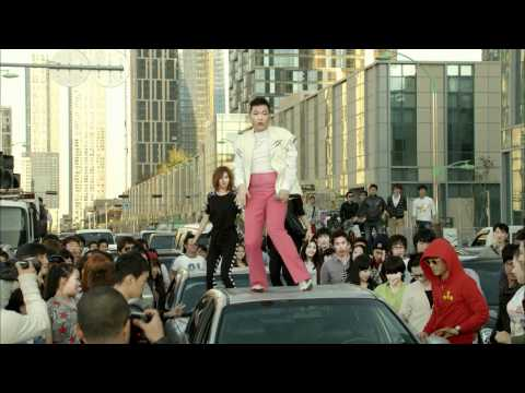 PSY - RIGHT NOW [HD]
