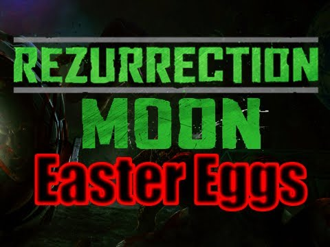 Rezurrection Moon: Computer Sequence (Easter Egg?)