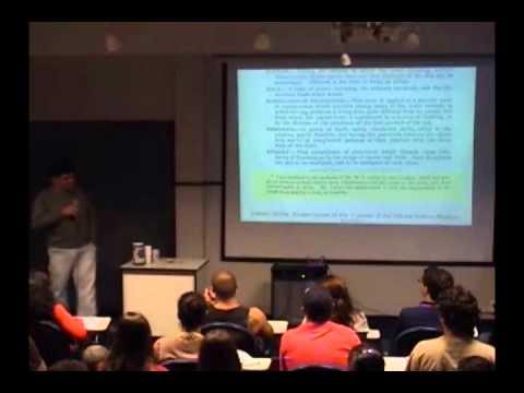 Fórum de Sistemática e Evolução - Homologia e Erros (Mario de Pinna)