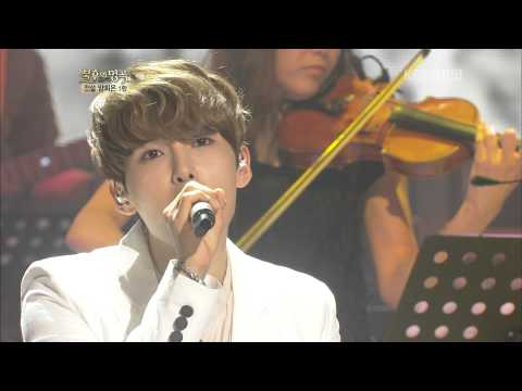 "[1080p HD] SuJu Ryeowook ""White Magnolia"" Performance on 