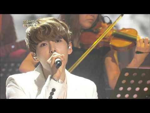 "[1080p HD] SuJu Ryeowook ""White Magnolia"" Performance on ||\/||\/|0rt@| $0|\|G 2120616"
