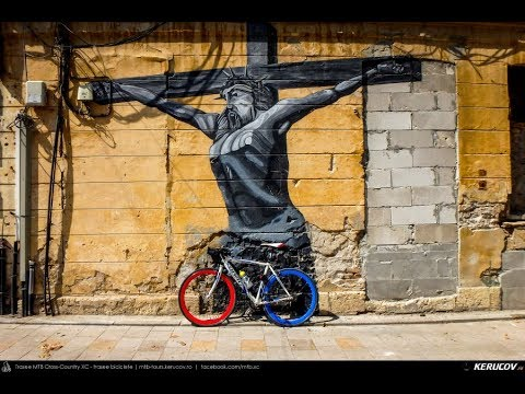 VIDEOCLIP Cu bicicleta prin Constanta, Romania [VIDEO]