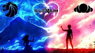 Seven Lions x Illenium x Said The Sky - Rush Over Me (feat. HALIENE) [CC LYRICS]