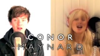 Conor Maynard ft. Alexa Goddard - Hit The Lights [Jay Sean Cover]