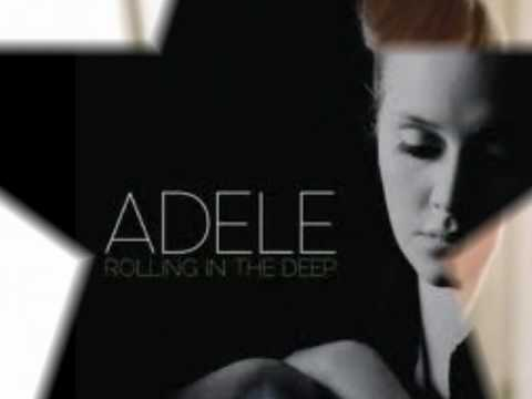 Adele - Rolling In The Deep Instrumental With Backing Vocals
