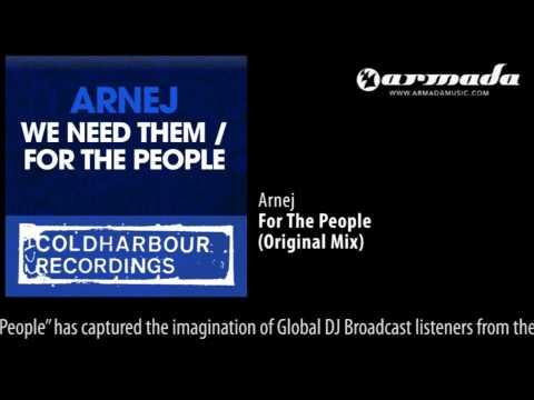 Arnej - For The People (Original Mix) [CLHR108] - UCGZXYc32ri4D0gSLPf2pZXQ