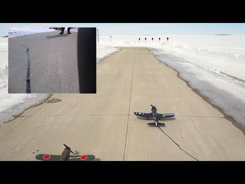 Spectacular Mid-Air Collision between R/C Zero and Corsair. Combat Finale' with on board Vid-cam.R/C - default