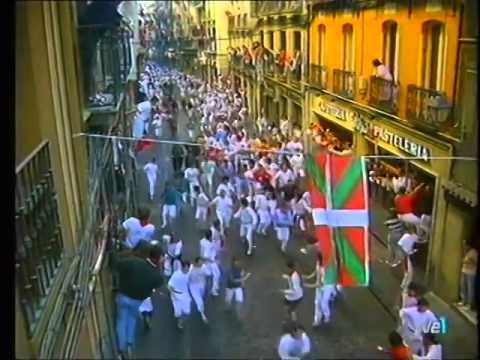Encierro de San Fermín   7 de julio de 1997 480p