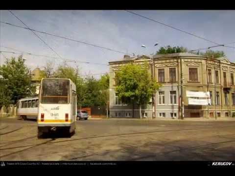 VIDEOCLIP Cu bicicleta prin Bucuresti - 15: Universitate - Dealul Mitropoliei - Bucur - Radu Voda