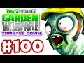 Plants vs. Zombies: Garden Warfare - Gameplay Walkthrough Part 100 - Cactus Canyon Night (Xbox One)