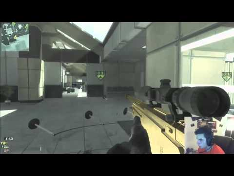 INSANE 1v4 Sniper GB SnD Clutch! MUST SEE!