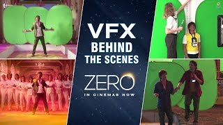 Zero | VFX - Behind The Scenes