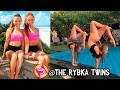 The Rybka Twins Best Musical.ly Compilation 2017 | Musically Twins
