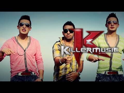 cancion de amor - los gemelos & orlay