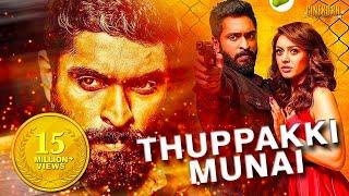 Thuppaki Munnai Hindi Dubbed Full Movie  Vikram Prabhu, Hansika Motwani