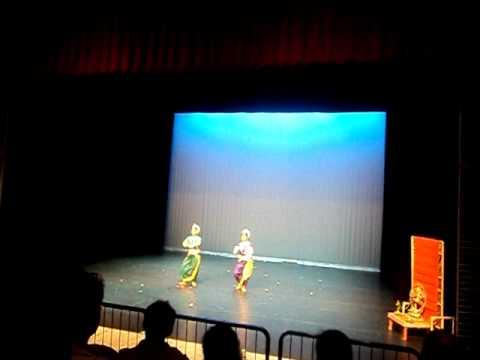 Mokshya (Odissi) at Nryasandhya: Ayushi and Sapna