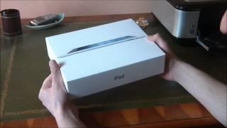 Vidéo : Apple Nouvel iPad déballage