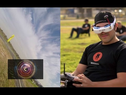 Drone racing in an Aerial Grand Prix - BBC Click - UCu0Uc1oNDF36jRY_sskl8bA