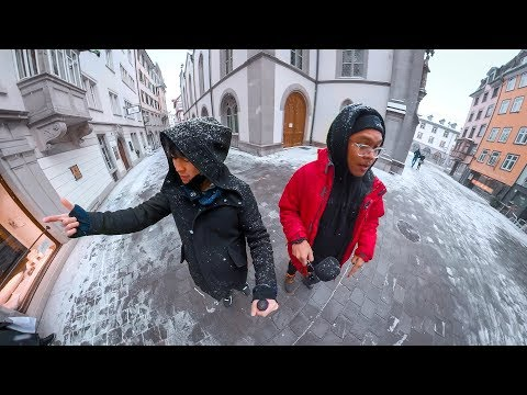 GoPro Awards: Fusion Beatbox in the Snow