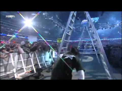 Wrestlemania 25 - Cm Punk Entrance [HD]