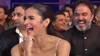 62nd Filmfare Awards  Full Filmfare Awards 2017 In HD  Shahrukh Khan  Kapil Sharma  Alia Bhatt