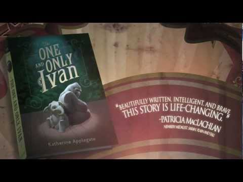 The One and Only Ivan - Official Book Trailer