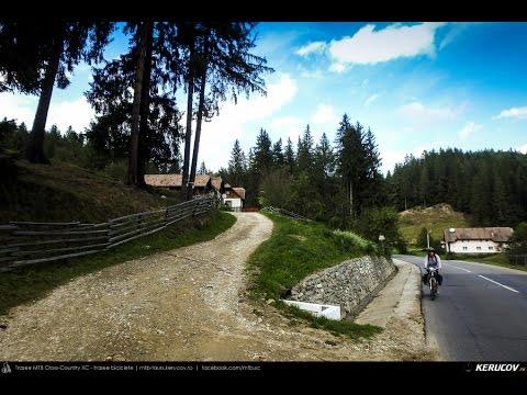 VIDEOCLIP Traseu MTB Zarnesti - Poiana Marului - Zarnesti