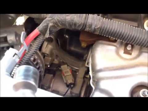 ...2005 Universal Technical Institute(UTI) Graduate, replacing thermostat, 2005 Chrysler Sebring V6.
