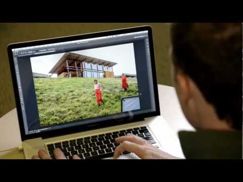 Photoshop CS6 beta: New Content-Aware Technology