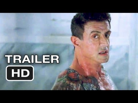 Bullet to the Head Official Trailer #1 (2012) - Sylvester Stallone Movie HD