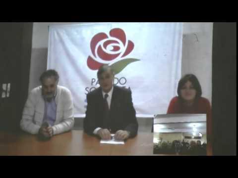 <b>Socialismo. </b>Asumieron las nuevas autoridades del PS entrerriano
