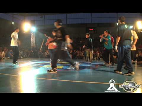 LAST FOR ONE vs PREDATORZ (UNVSTI BATTLE 2011) WWW.BBOYWORLD.COM
