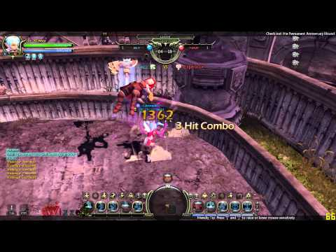 Dragon Nest SEA [WindWalker] - Showtime Fun - IN LADDER