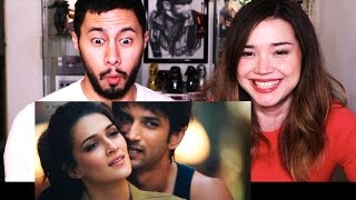 RAABTA | Sushant Singh Rajput | Kriti Sanon | Trailer Reaction Review