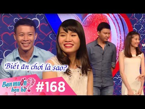 BẠN MUỐN HẸN HÒ – Tập 168 | Văn Linh – Nguyễn Thư | Tuấn Anh – Hải Yến | 16/05/2016
