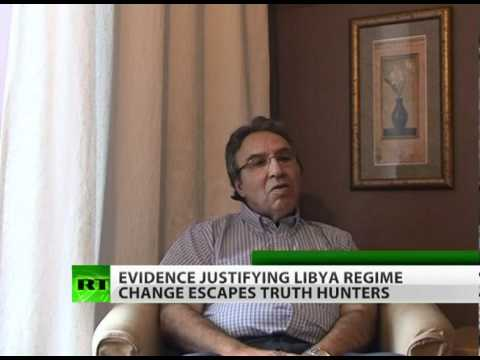 Libyan In(ter)vention: False facts fatal for Gaddafi