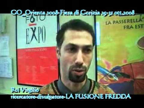 La FUSIONE FREDDA-intervista a Roy Virgilio(2008)