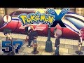 Let's Play Pokemon X Part 57 Looker Chapter 3: Detective, Tourist, Gang - Gameplay Walkthrough