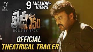Khaidi No 150 Official Theatrical Trailer