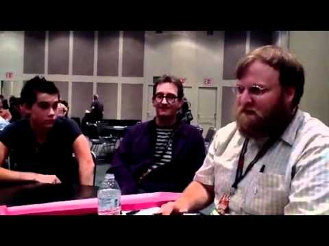 Adventure Time Roundtable Interview - New York Comic Con 2011