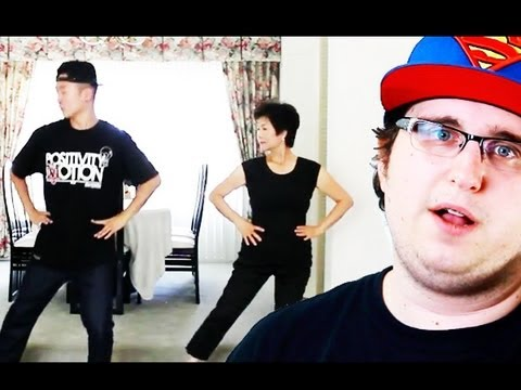 THIS MOM CAN DANCE! GANGNAM STYLE!