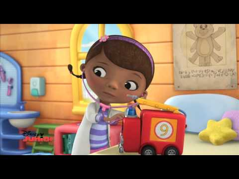 Doc McStuffins - 'Engine Nine, Feelin' Fine!'