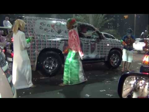 40th UAE National day Celebration 2/11/2011