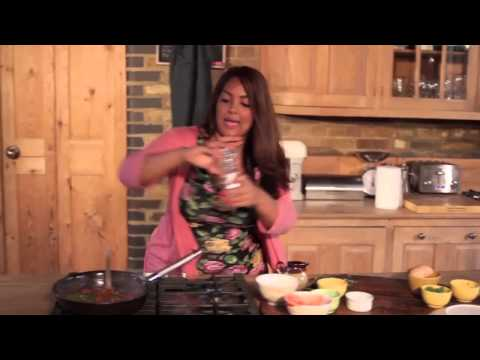 Shelina Permalloo teaches us Egg Rougaille!
