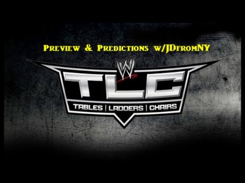 WWE TLC Tables Ladders & Chairs 2012 Preview & Predictions (WWE Commentary)