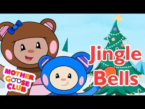 Jingle Bells - Mother Goose Club Holiday Songs -UyI3dXIPCYM