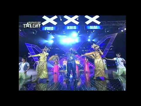 OFFICIAL PILIPINAS GOT TALENT SEASON 2 SEMI-FINALIST MADRIGAL SIBLINGS PERFORMANCE NIGHT