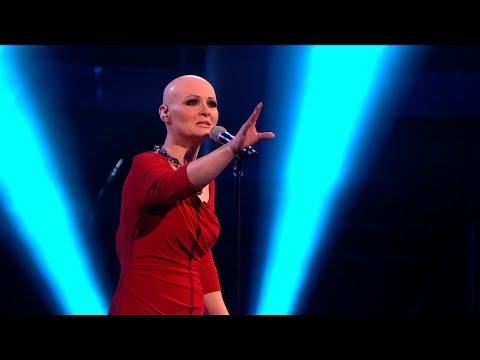 Toni Warne performs 'Sorry Seems To be the Hardest Word' - The Voice UK - Live Show 4 - BBC One